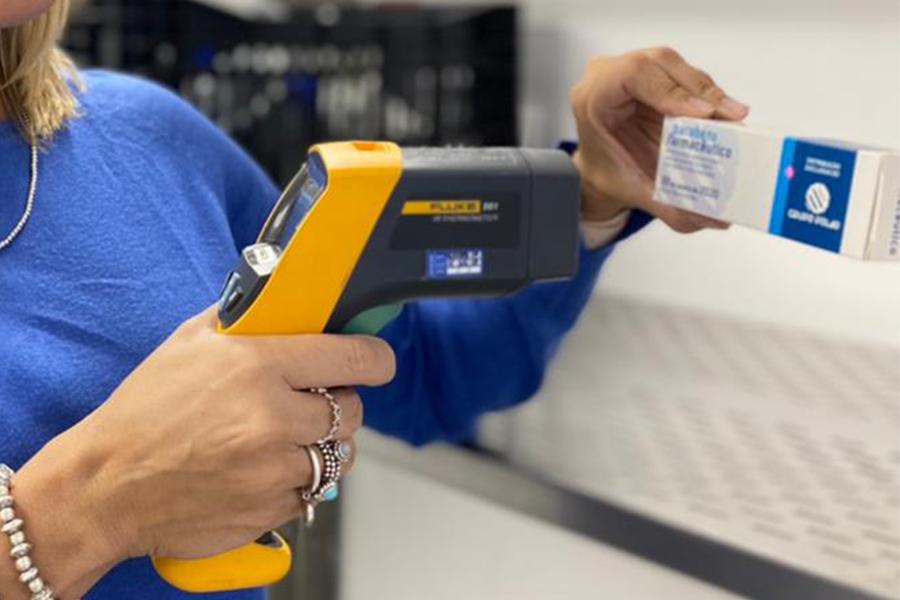 Termômetro infravermelho em operações farmacêuticas: porque não usar...